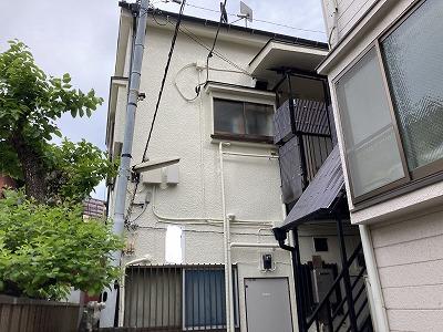 2021/05/08川崎区高津区アパート塗装工事