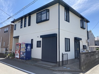 2021/05/05昭島市松原町住宅塗装工事