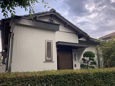 2021/07/03昭島市緑町住宅塗装工事