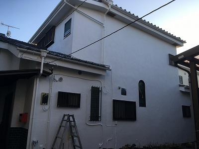 2020/02/14平塚市札場町住宅塗装工事