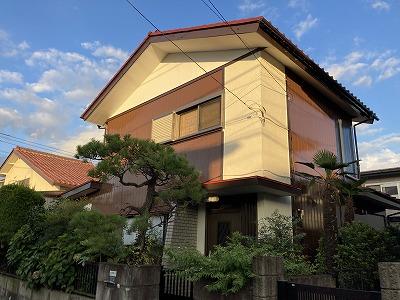 2021/10/13日野市東平山住宅塗装工事