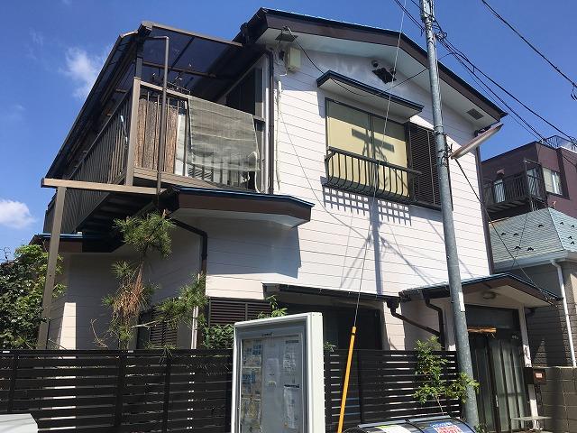 2019/04/20立川市高松町住宅塗装工事