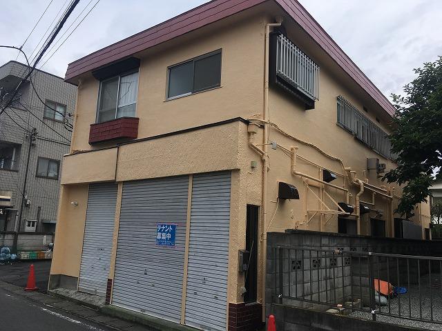 2019/07/11福生市牛浜アパート塗装工事